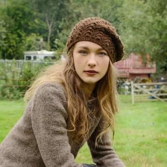 Purl Alpaca Designs Holly Hat Knitting Kit