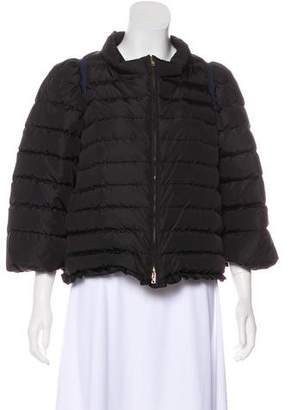 Miu Miu Down Puffer Jacket