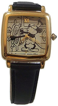 Disney (ディズニー) - Steamboat Willie Watch Disney Company Mickey Mouse腕時計ds-455