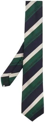 Gucci logo tie