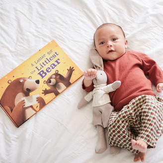 Wonderbly Personalised Baby Book: A Letter For The Littlest Bear