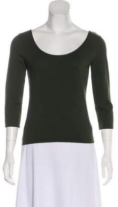 Valentino Virgin Wool Knit Sweater