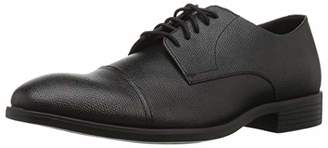 Calvin Klein Men's Conner Small Tumbled Leather Oxford