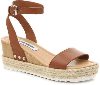 Steve Madden Jewel Espadrille Wedge Sandal - Women's