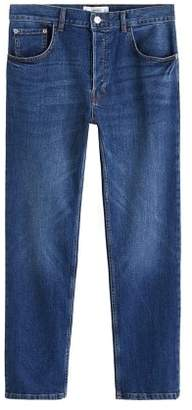 MANGO Sayana straight jeans