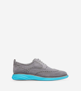 Cole Haan Men's GrandEvølution Wingtip Oxford