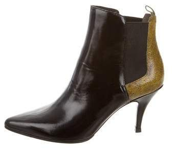3.1 Phillip Lim 3.1 Phillip Lim Pointed-Toe Ankle Boots