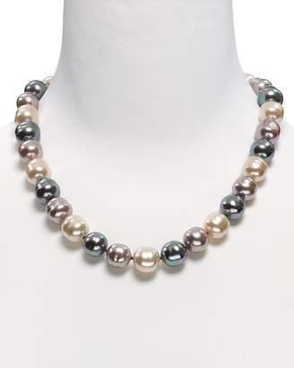 "Majorica Baroque Simulated Pearl Necklace, 20"""