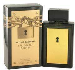 Antonio Banderas The Golden Secret by Eau De Toilette Spray 3.4 oz for Men