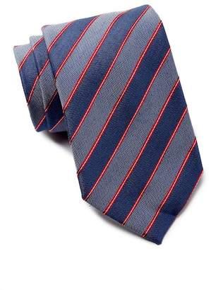 Vince Camuto Paolo Stripe Silk Tie