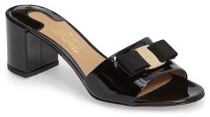 Women's Salvatore Ferragamo Eolie Sandal $495 thestylecure.com