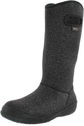 Bogs Muck Boots Womens Charlie Melange Waterproof 10 M Black 72034