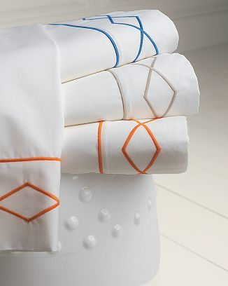 Link Embroidery Sheet Set