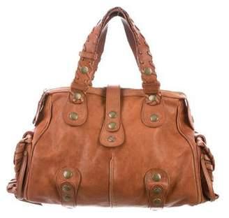 Chloé Leather Silverado Bag
