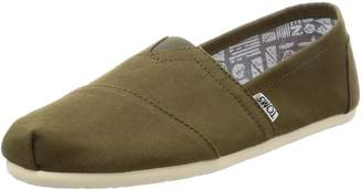 Toms Classics Frost Grey Chambray 10008337 Mens 13