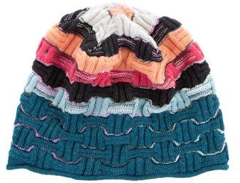 Missoni Missoni Wool Multicolor Beanie