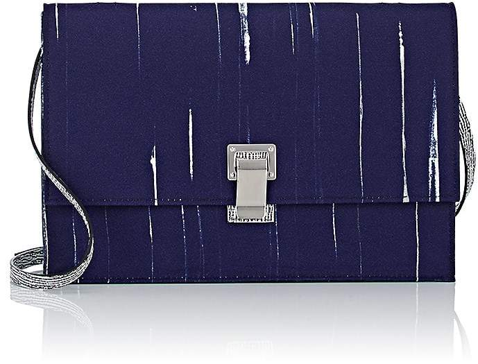 Proenza Schouler Women's Lunch Small Leather & Crepe Bag