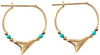 Aurelie Bidermann Yellow gold earrings