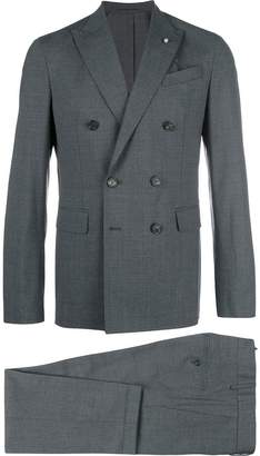 DSQUARED2 Napoli double breasted suit