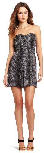 Twelfth St. By Cynthia Vincent by Cynthia Vincent Women's Strapless Gathered Party Dress