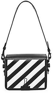 Off-White Women's Diagonal Stripe Shoulder Bag