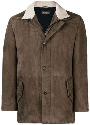 Loro Piana high neck coat