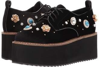 Shellys London Flora platform oxford Women's Lace up casual Shoes
