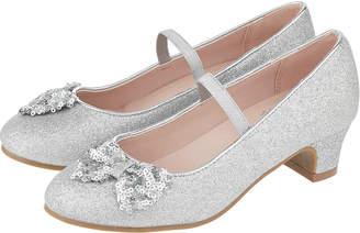 Accessorize Mesh Bow Flamenco Shoes