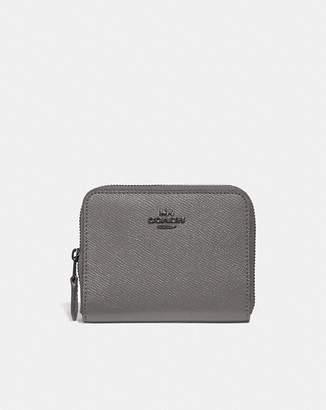 Showing 871 Silver Grey Handbags At Coach Small Zip Around Wallet