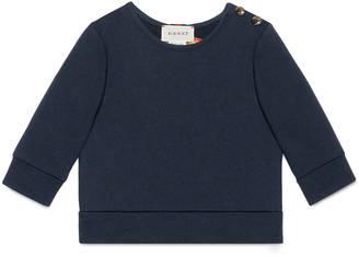 Baby sweatshirt with rainbow $275 thestylecure.com