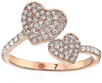 Kate Spade Pave Heart Ring