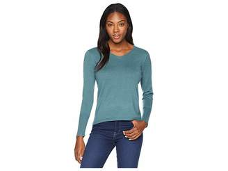 Smartwool Shadow Pine V-Neck Sweater