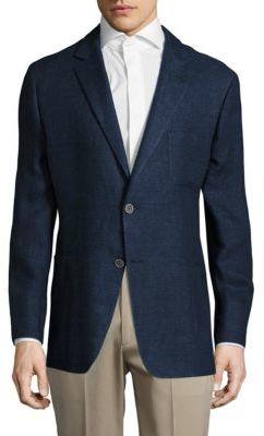 Sterling Linen-Blend Jacket $1,295 thestylecure.com