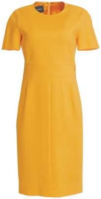 Akris Zip Waistband Sheath Dress