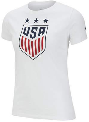 d298acf305a Nike Women Usa National Team Evergreen Crest T-Shirt