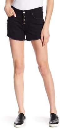 William Rast High Rise Denim Shorts