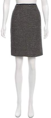 Tory Burch Tweed Deidre Skirt w/ Tags