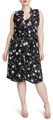 Rachel Roy Brit Sleeveless Floral Dress