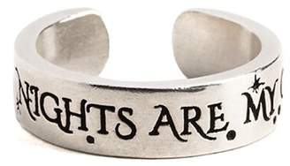 Alex and Ani Wild Nights Are My Glory Adjustable Ring