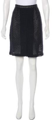 Apiece Apart Knit Knee-Length Skirt