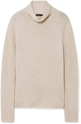 Theory Norman Cashmere Sweater - Beige