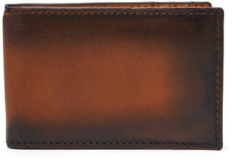 Fossil Hayward RFID Money Clip Front Pocket Wallet