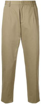 Ermenegildo Zegna rear buckle chinos