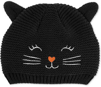 Carter's Baby Girls Kitten Hat