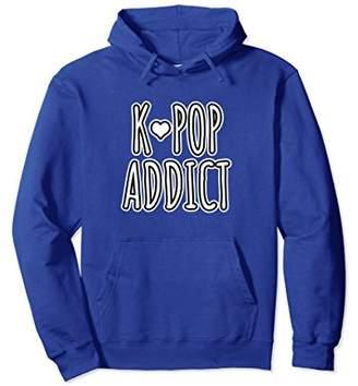 K-Pop Addict Hoodie - Cute K-Pop Fan Hoodie