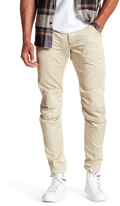"G-STAR RAW 5622 Slim Kit Twill Jean - 32"" Inseam $170 thestylecure.com"