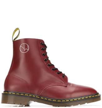Dr. Martens x Undercover New Warriors boots