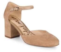 Sam Edelman Clover Ankle-Strap Pumps