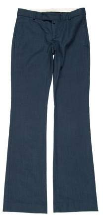 Marc by Marc Jacobs Low-Rise Wide-Leg Pants