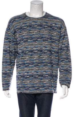 Missoni Mélange Crew Neck Sweater